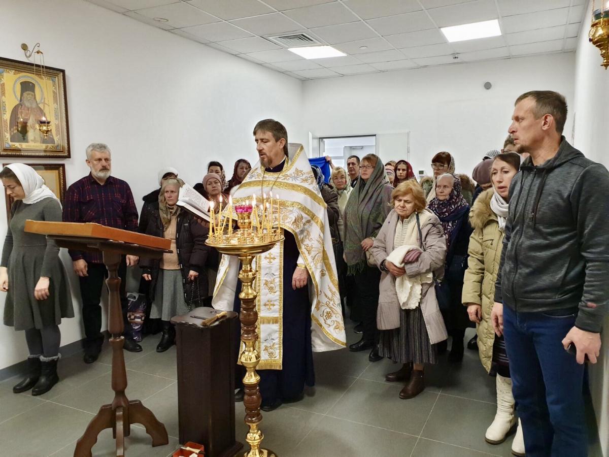 Группа крымских паломников отправилась по святым местам России
