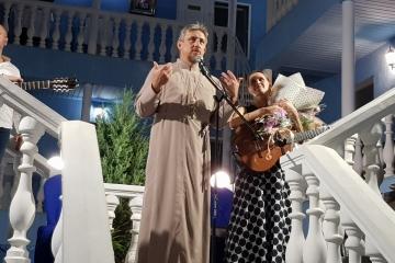 Концерты Светланы Копыловой в Новофедоровке