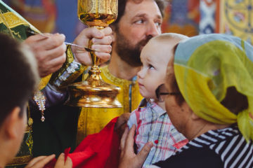 Престольный праздник в Новофёдоровке