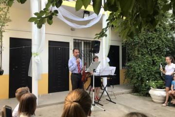 В пансионате «Паломник» состоялась лекция по финансовой грамотности