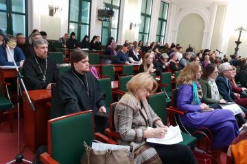 Руководитель паломнического отдела Симферопольской и Крымской епархии принял участие в XXVII Международных Рождественских Образовательных Чтениях