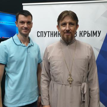 """Радио """"Спутник"""" в Крыму. Развитие православного паломничества и туризма в Крыму."""