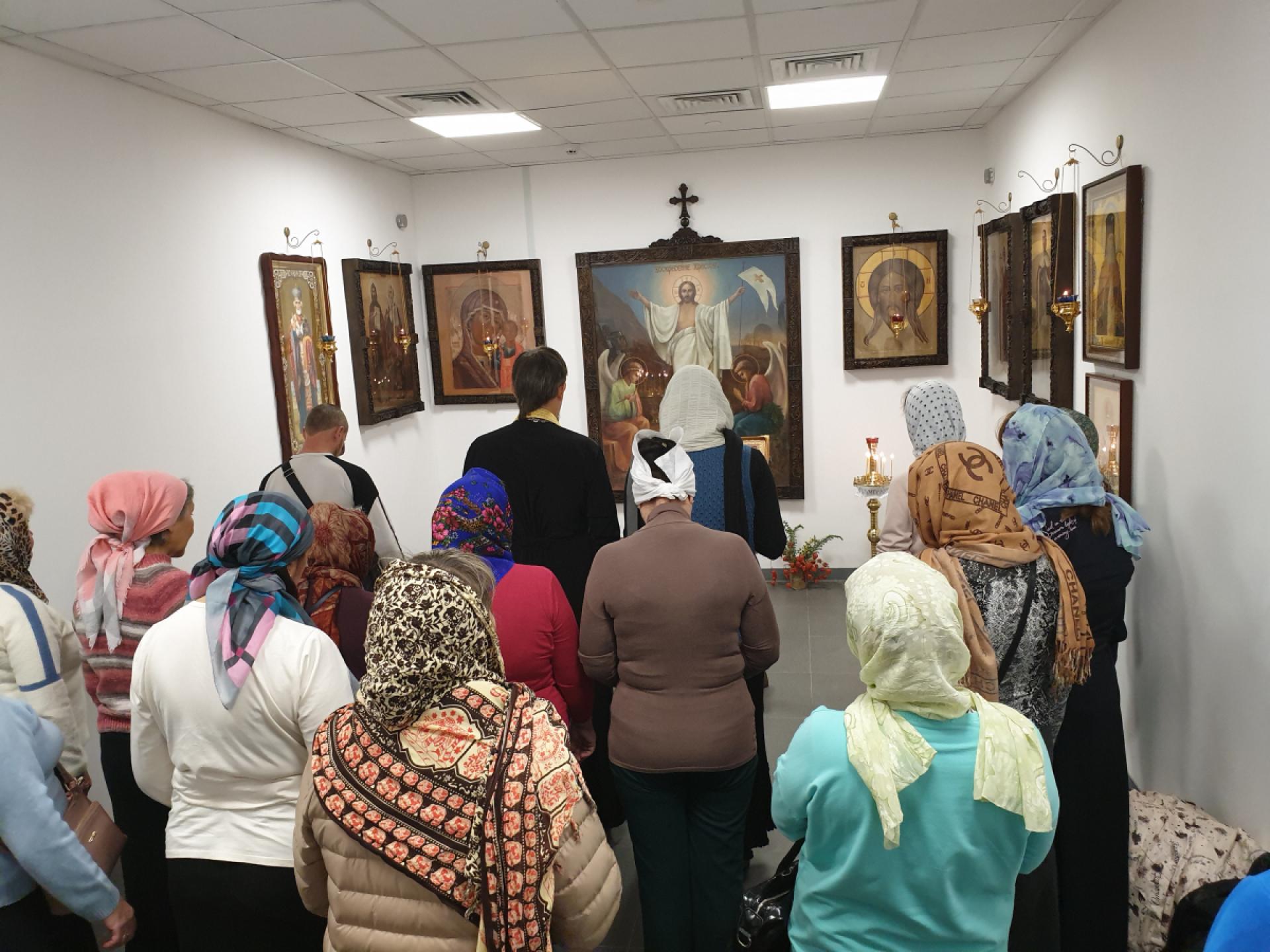 Группа крымских паломников отправилась по святым местам Золотого кольца России